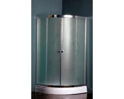 Душевой угол Nautico SWВ - 8015 90х90 (матовое стекло, низкий поддон)