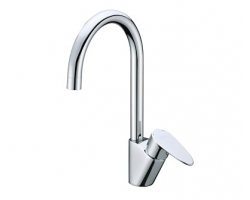 Смеситель для кухни Wasser Kraft Leine 3507