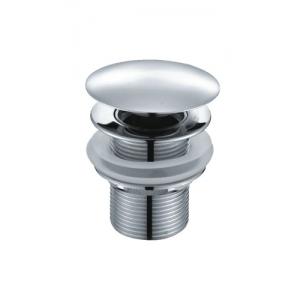 Донный клапан Wasser Kraft Push-up A024 (хром глянец)