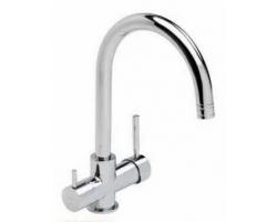 Смеситель для кухни с краном для питьевой воды Еса 102118005