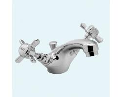 Смеситель для раковины с донным клапаном Еса Edwardian 402182208