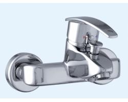 Смеситель для ванны Еca Mix cubic 402102166
