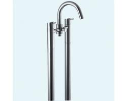 Смесители для ванны с высоким корпусом Еса Mix Minimal 102102313