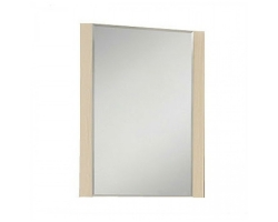 Зеркало Акватон Альпина 65 65 см. 1A133502AL530 (дуб молочный)