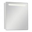 Зеркало-шкаф Акватон Америна 60 60 см. 1A135302AM01L (белое, левое)