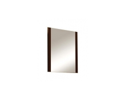 Зеркало Акватон Ария 50 50 см. 1A140102AA430 (тёмно-коричневое)