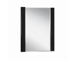 Зеркало Акватон Ария 65 65 см. 1A133702AA950 (чёрный глянец)