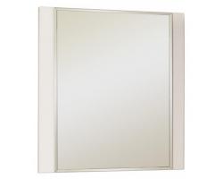 Зеркало Акватон Ария 80 80 см. 1A141902AA010 (белое)