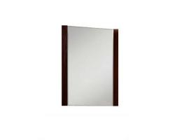 Зеркало Акватон Ария 80 80 см. 1A141902AA430 (тёмно-коричневое)
