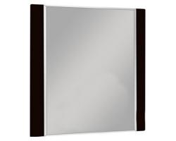 Зеркало Акватон Ария 80 80 см. 1A141902AA950 (чёрный глянец)