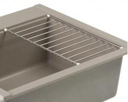 Решетка для кухонной мойки Акватон Делия 60 1A715203DE000 (хром глянец)