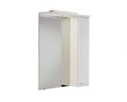 Зеркало-шкаф Акватон Джимми 57 57 см. 1A034002DJ01R (белое, правое)
