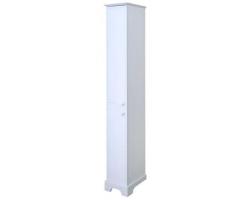 Шкаф-колонна Акватон Элен 32 см. 1A228603EN01L (белая, напольная, левая)