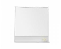 Зеркало Акватон Инди 80 80 см. 1A188502ND010 (белое)