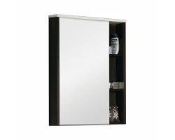 Зеркало-шкаф Акватон Крит 65 65 см. 1A144202KT500 (венге)