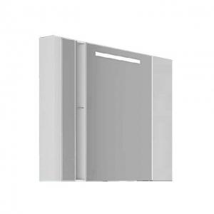 Зеркало-шкаф Акватон Марко 100 100 см. 1A190402MO010 (белое)
