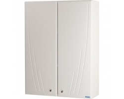 Шкаф подвесной Акватон Минима 61 см. 1A001703MN010 (белый, двустворчатый)