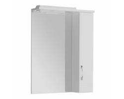Зеркало-шкаф Акватон Онда 58 см. 1A009802ON01R (белое, правое)