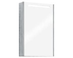 Зеркало-шкаф Акватон Сильва 50 50 см. 1A215502SIW6L (дуб фьорд)