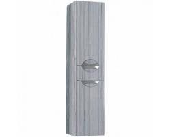 Шкаф-колонна Акватон Сильва 32 см. 1A215603SIW6L (дуб фьорд, подвесная, левая, с бельевой корзиной)