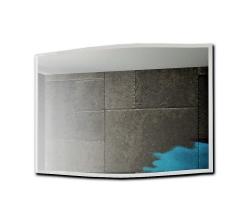 Зеркало Alvaro Banos Carino 105 8402.8000 105 см. (белый лак, с подсветкой)
