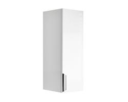 Шкаф подвесной Alvaro Banos Viento 35 8403.0800 30 см. (правый, белый лак)