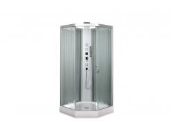 Душевая кабина Aquanet Penta 2 Rain 90.5x90.5 (узорчатое стекло)