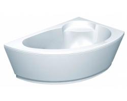Ванна акриловая Акватек Аякс 2 170 170x110 см. (правая)