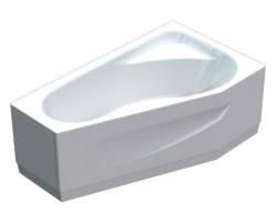 Ванна акриловая Акватек Медея 170 170х95 см. (правая)