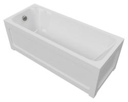 Ванна акриловая Акватек Миа 160 160х70 см.