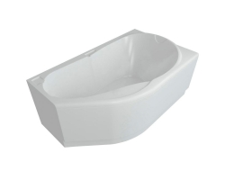 Ванна акриловая Акватек Таурус 170 170х100 см. (правая)