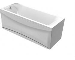 Ванна акриловая Акватек  Альфа 170 170х70 см.