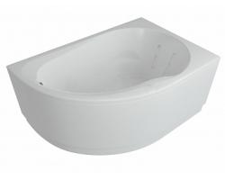 Ванна акриловая Акватек Вирго 150 150х100 см. (правая)