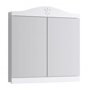 Зеркало-шкаф Aqwella Франческа 85 85 см. FR0408 (белое)