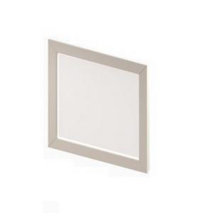 Зеркало Астра-Форм Лотус 1000х800 (белый глянец)