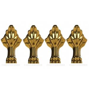 Ножки для ванны Астра-Форм Роксбург (золотые)