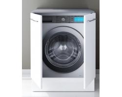Нижний шкаф под стиральную машинку Астра-Форм Соло 50 680х500 мм. (белый глянец)