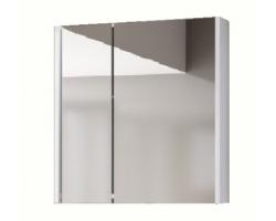 Зеркало-шкаф Астра-Форм 70 700х700 (белый глянец)