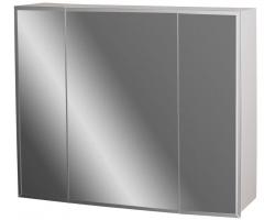 Зеркало-шкаф Астра-Форм 80 800х700 (белый глянец)