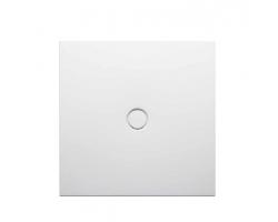 BETTE Душевой поддон 90х90см, с отв-м слива d=90мм, с шумоизоляцией и покрытием анти-слип, цвет белый