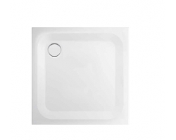 BETTE Душевой поддон квадратный 90х90см, белый, спец.модель глубина 2,5см