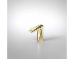 Смеситель для раковины Bravat Diamond F118102G-2-ENG (Golden)