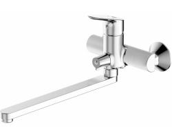 Смеситель для ванной Bravat Drop F64898C-L