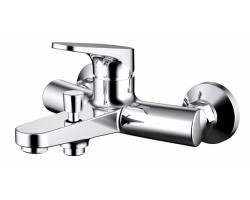 Смеситель для ванны с душем Bravat Eler F6191238CP-01-RUS