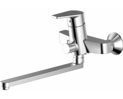 Смеситель для ванны Bravat Line F65299C-1L
