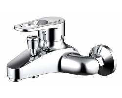Смеситель для ванны с душем Bravat Loop F6124182CP-01-RUS