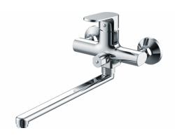 Смеситель для ванны Bravat Pure F6105161C-01A