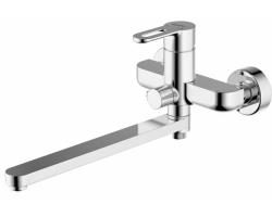 Смеситель для ванны с душевым комплектом Bravat Stream-D F637163C-LB
