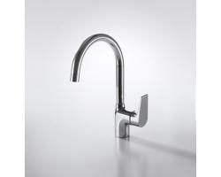 Смеситель для кухни Bravat Vega F7119177CP-3