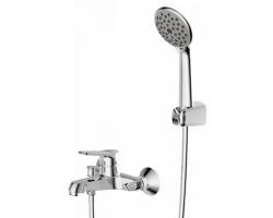Смеситель для ванной Bravat Eco F6111147C-B